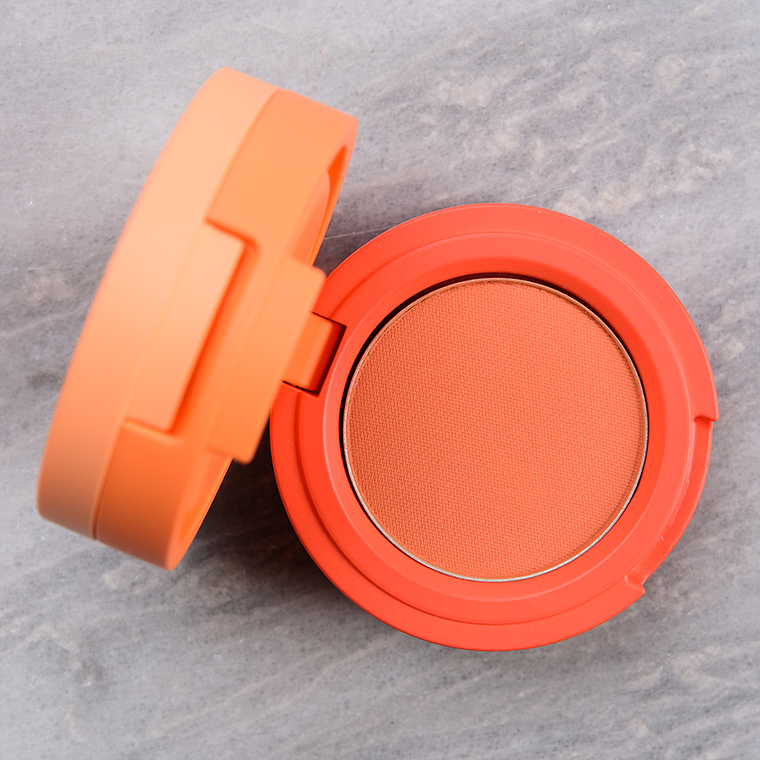 Kaja Major Mandarin Matte Eyeshadow