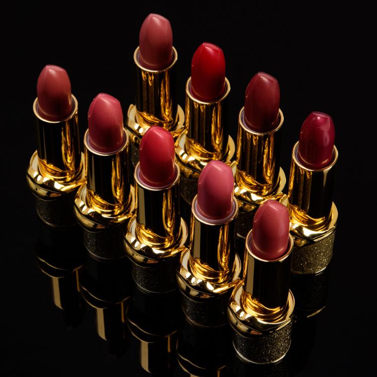 Pat McGrath BlitzTrance Lipsticks (Summer 2019) | Swatches