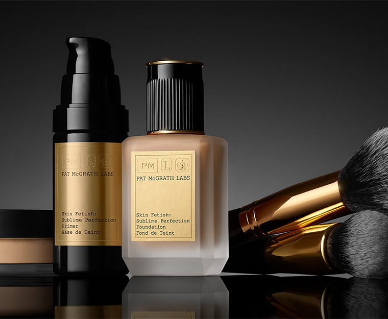 Pat McGrath Sublime Perfection Foundation, Primer, Setting Powder Launches July 2019