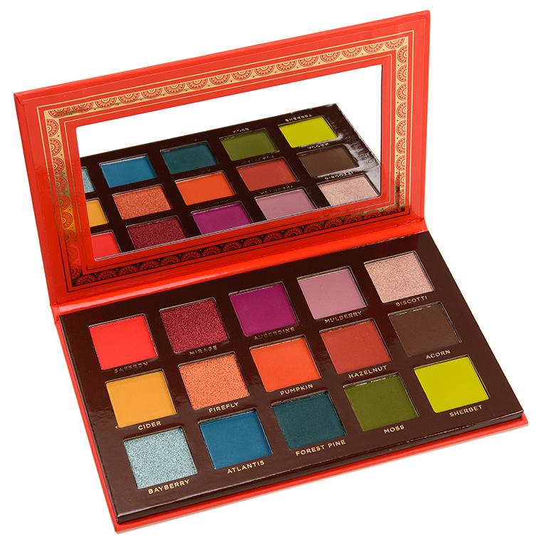 Ace Beaute Flair 15-Pan Eyeshadow Palette