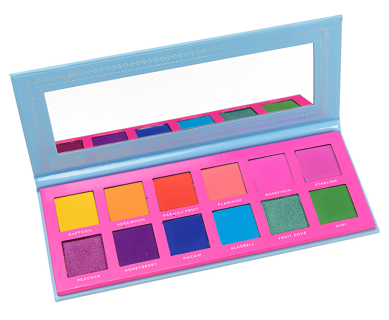 Ace Beaute Slice of Paradise 12-Pan Eyeshadow Palette