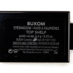 Buxom Top Shelf Eyeshadow