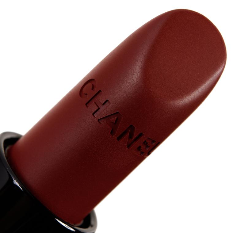 Chanel Chestnut (122) Rouge Allure Velvet Extreme