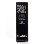 Chanel Chestnut (122) Rouge Allure Velvet Extreme