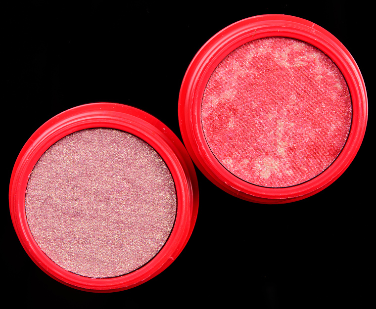 ColourPop Strawberry Super Shock Pressed Pigments
