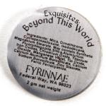Fyrinnae Beyond This World Exquisites Pressed Eyeshadow