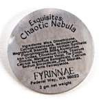 Fyrinnae Chaotic Nebula Exquisites Pressed Eyeshadow