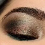 Smoky Plum & Green Eye Look | Look Details