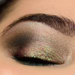 Smoky Plum & Green Eye Look | Look Details, Low light, f/4.5