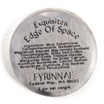 Fyrinnae Edge of Space Exquisites Pressed Eyeshadow