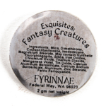 Fyrinnae Fantasy Creatures Exquisites Pressed Eyeshadow