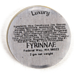 Fyrinnae Luxury Pressed Eyeshadow