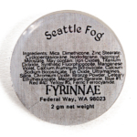 Fyrinnae Seattle Fog Pressed Eyeshadow