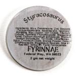 Fyrinnae Styracosaurus Pressed Eyeshadow