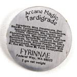 Fyrinnae Tardigrade Arcane Magic Pressed Eyeshadow