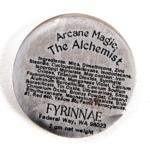 Fyrinnae The Alchemist Arcane Magic Pressed Eyeshadow