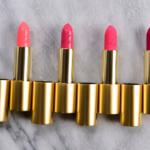 Lisa Eldridge Lipsticks Swatches (x7)