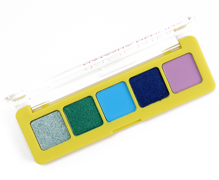 Natasha Denona Tropic Mini Eyeshadow Palette