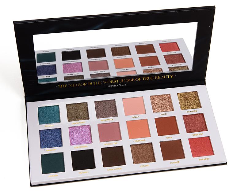 Stilazzi Darkroom 18-Pan Eyeshadow Palette