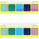 Natasha Denona Tropic Mini Eyeshadow Palette Launches 7/8