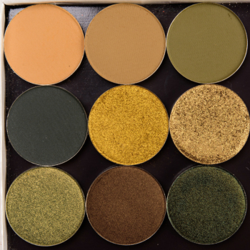 Sydney Grace Mountain Trail Eyeshadow Bundle Swatches