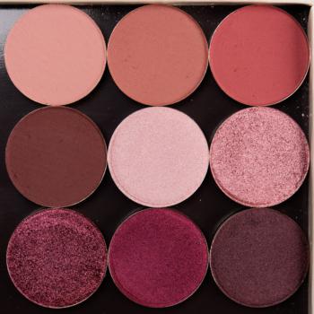 Sydney Grace Raspberry Kiss Eyeshadow Bundle Swatches