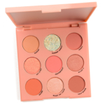 Colour Pop Baby Got Peach 9-Pan Pressed Shadow Palette