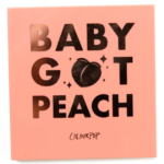 Colour Pop Baby Got Peach 9-Pan Pressed Powder Palette
