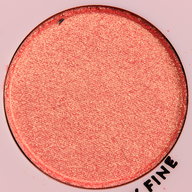 ColourPop Berry Fine Pressed Powder Shadow