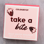 Colour Pop Strawberry Jam Jelly Much Eyeshadow