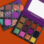 Viseart Dark Edit Palette for Fall 2019
