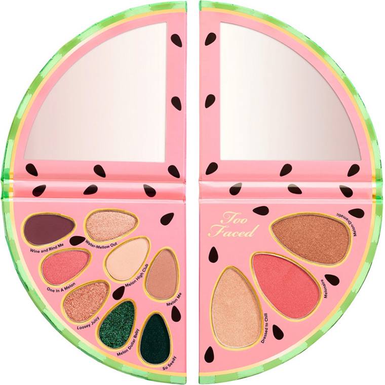 Too Faced Tutti Frutti Watermelon Collection Now Available!