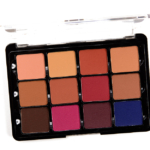 Viseart Neutral Mattes Milieu Pigment Palette