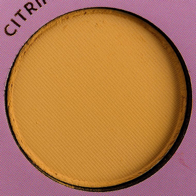 ColourPop Citrine Pressed Powder Shadow