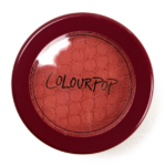 Colour Pop She's in Bold Super Shock Cheek