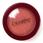 Colour Pop Thnks fr the Mmrs Super Shock Cheek