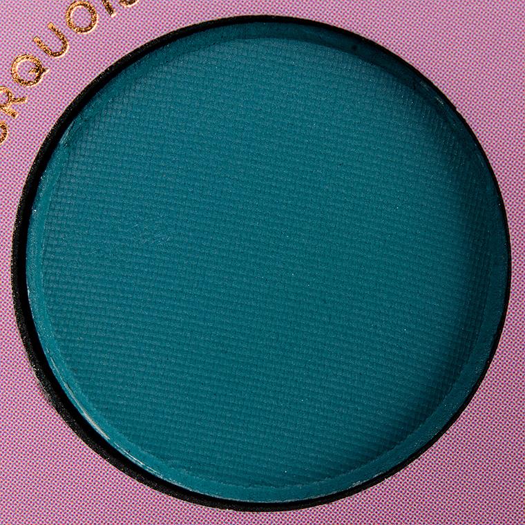 ColourPop Turquoise Pressed Powder Shadow