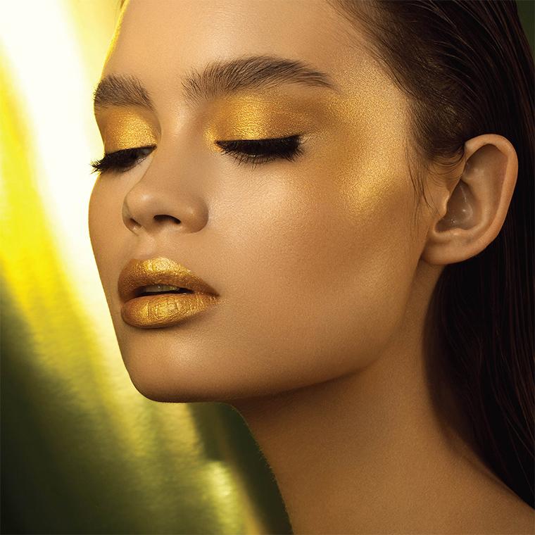 Natasha Denona Mini Gold & Gold Glow Palettes for Holiday 2019