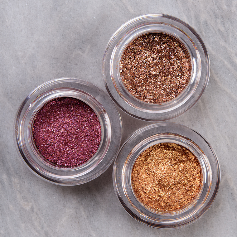 How to Apply Sparkly Eyeshadows