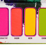 Melt Cosmetics Radioactive 8-Pan Pressed Pigment Palette