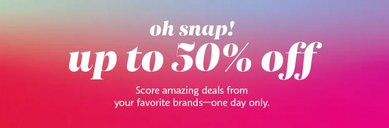 Sephora Daily Deals for September 2019