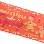 Too Faced Gingerbread Extra Spicy 18-Pan Eyeshadow Palette
