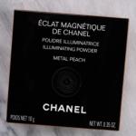 Chanel Metal Peach Illuminating Powder