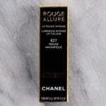 Chanel Rouge Magnifique (827) Rouge Allure Luminous Intense Lip Colour