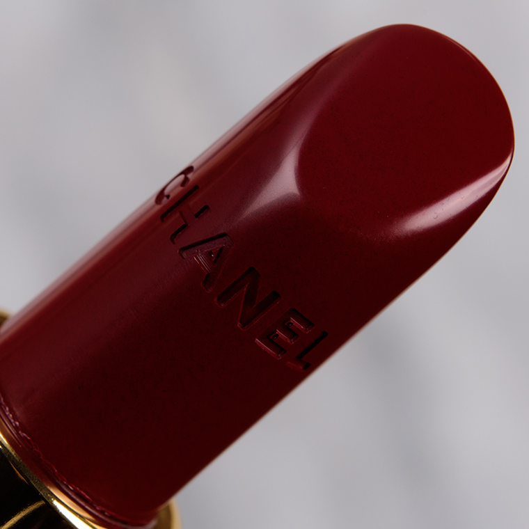 Chanel Rouge Noble (857) Rouge Allure Luminous Intense Lip Colour