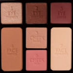 Charlotte Tilbury Gorgeous Glowing Beauty Instant Look in a Palette