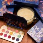 ColourPop x Disney Designer Midnight Masquerade Swatches