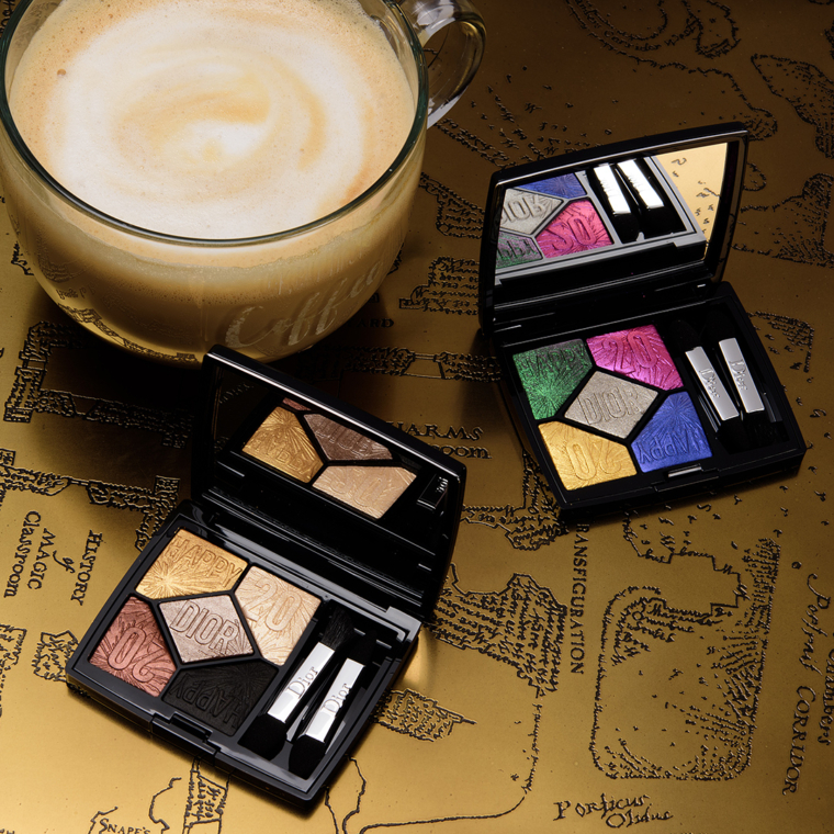 Dior Holiday 2019 Eyeshadow Palette Swatches
