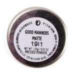 Colour Pop Good Manners Pressed Powder Pigment
