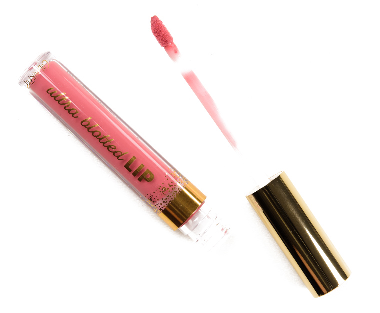 Colour Pop Tattle Tail Ultra Blotted Liquid Lipstick